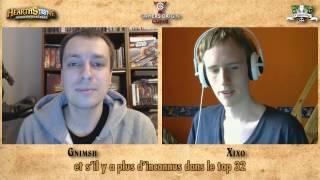 Gnimsh prend la température pour la GamersOrigin Cup 2 avec Xixo