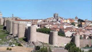 Avila Spain  city photos : The Walled City of Ávila, Spain