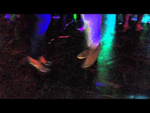 Impressive Footwork at Salsa Night Club in Cali, Columbia - Part 4