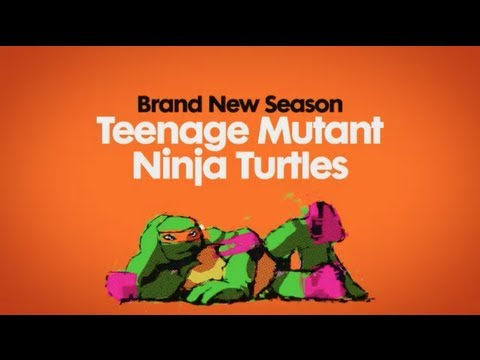 Teenage Mutant Ninja Turtles Season 2 Promo