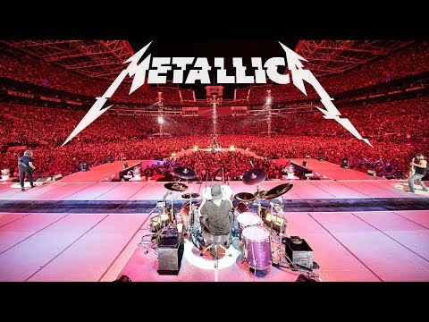 Metallica - WorldWired North America Tour