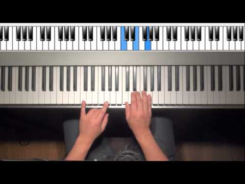 Improv Piano Tip #1   Melody Lines   Free Chord Piano