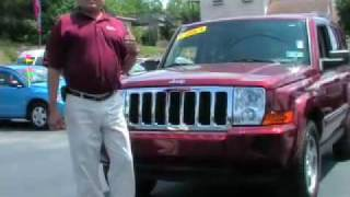 Test Drive 2009 Jeep Commander