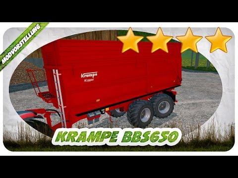 Krampe BBS650 v2.0