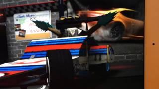 Racing Rivals GLU TOP FOOL DRAGSTER 1647 tune