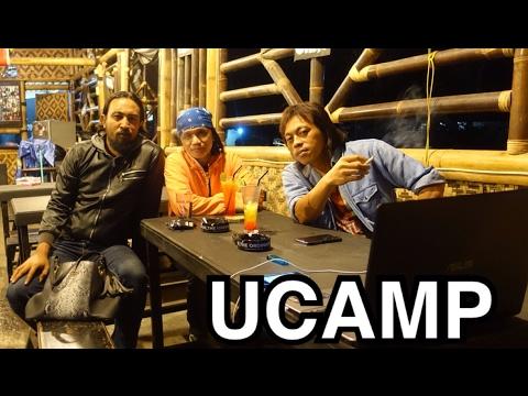 UCAMP rock 90's - TALK SHOW DISKUSI duduk iseng kumpul musisi part 5 - host joddie rose