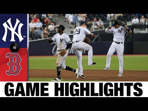 Video: Yanks outlast Red Sox in London slugfest | Yankees-Red Sox Game Highlights 6/29/19