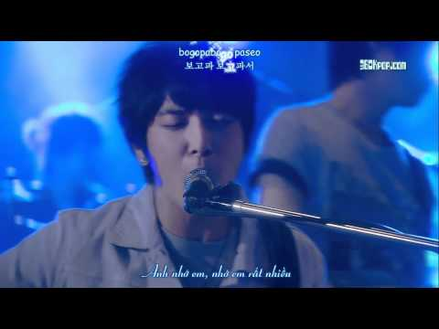 [Vietsub + Kara] [MV] Jung Yong Hwa - Because I Miss You [360Kpop.com].mkv (видео)