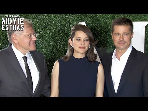 Allied – Red Carpet Event with Brad Pitt & Marion Cotillard