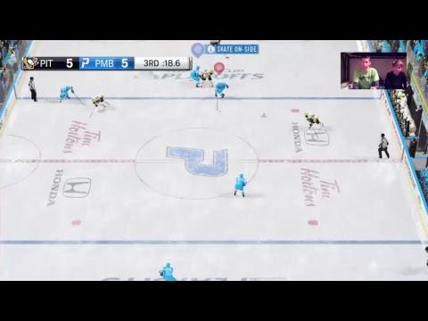 NHL 18 RD2: Penguins Vs Bro's