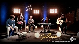 Video Galliyan (Acoustic Cover) - Aakash Gandhi (ft Shankar Tucker, Jonita Gandhi, Sanjoy Das, & Rupak) MP3, 3GP, MP4, WEBM, AVI, FLV Juni 2019