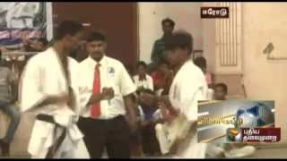 All India Karate Tournament in Erode