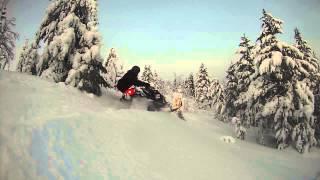 3. Ski-doo Renegade 600 Sdi -05 (2014-01-25) [HD]
