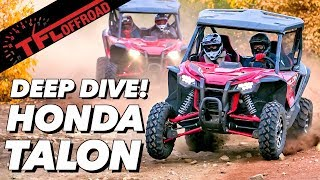 6. The 2019 Honda Talon Is the Sporty SXS You've Been Dreaming of Since 2013!