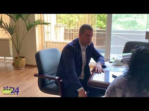 Интервю с Живко Тодоров, кмет на гр. Стара Загора