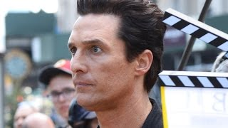 Matthew McConaughey 'The Dark Tower' First Look by Clevver Movies