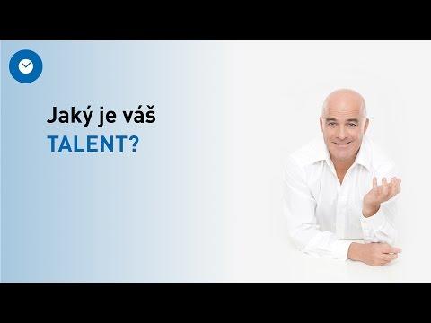 Najděte si svůj talent