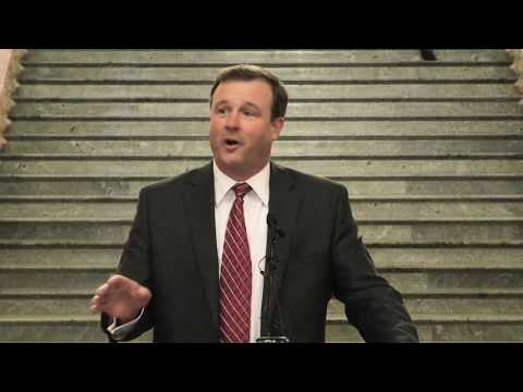 PFL'18 ~ Iowa Senate Majority Leader Bill Dix