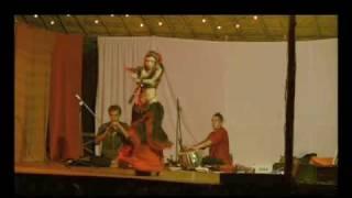 Rajasthan 'gypsy' fusion ~ Zola Dubnikova & Tetouze