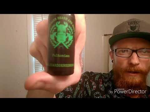 Beardnerd reviews beard oil and Balm from beardserker beards and body Co