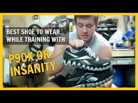 Best Shoe to Wear While Training w/ P90X or INSANITY