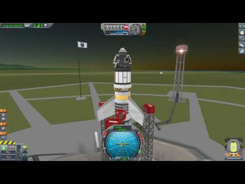 Туториал Kerbal Space Program 1.3