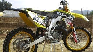 6. 2018 Suzuki RM250 2 Stroke ?  Suzuki RM250TS - Dirt Bike Magazine