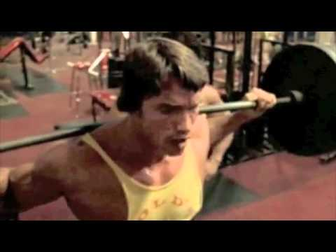 Arnold Schwarzenegger's training motivation