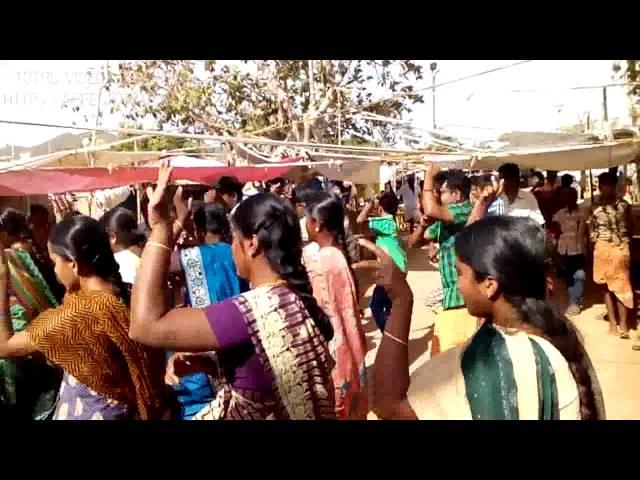 Tamil Nadu Kummi Dance At Veerapur