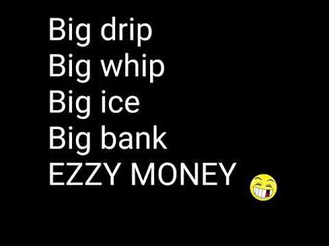 2 official lyrics ezzy money ft.lil baby