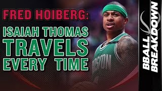 Fred Hoiberg: ISAIAH THOMAS Travels Every Time by BBallBreakdown