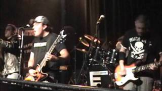 WARCHEST - Fear of The Machine (En vivo Bar Oxido )