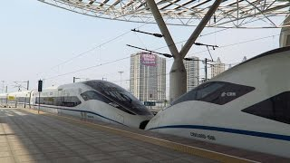 Anqing China  City pictures : CRH380D+CRH380D, China High-Speed Railway中國高鐵 (Anqing to Shanghai Train)