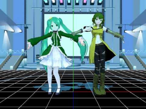 Miku and Sonika Love and Joy