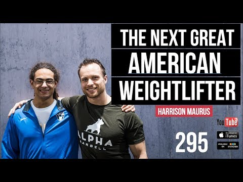 Harrison Maurus - The Next Great American Weightlifter - 295