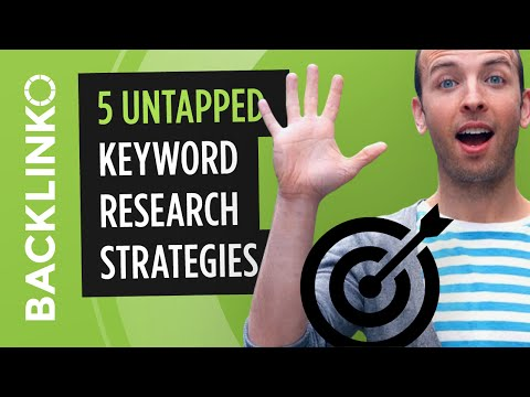 brian dean explains keyword research