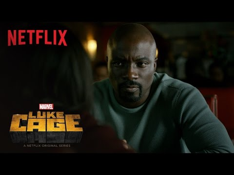 Luke Cage Featurette 'Who Is Luke Cage?'