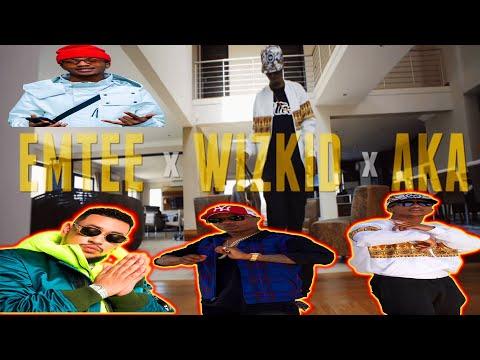 Emtee - Roll Up (ReUp) Ft WIZKID & AKA ( Official Remix) TREZSOOLITREATCS
