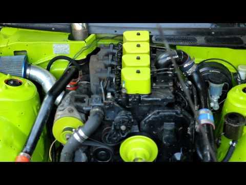 Cummins turbo diesel 240SX
