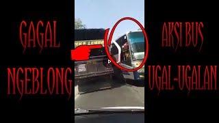 Video Aksi Bus yang UGAL UGALAN gagal ngeblong & DICERAMAHI pengguna jalan MP3, 3GP, MP4, WEBM, AVI, FLV Mei 2019