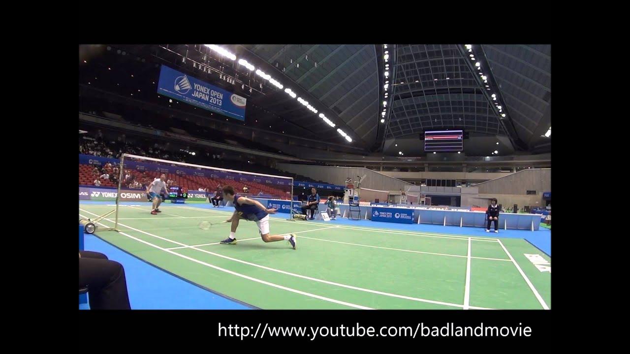 Lee Chong Wei Technique Slow Motion(19)