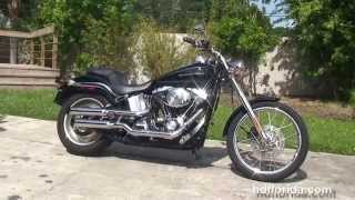 5. Used 2005 Harley Davidson Softail Deuce Motorcycles for sale