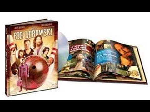 The Big Lebowski Limited Edition Blu-Ray Unboxing!!!