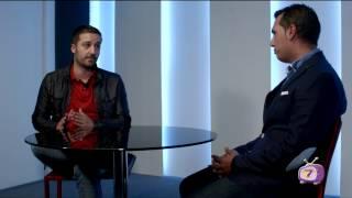 Norberto Melián en Canal 7