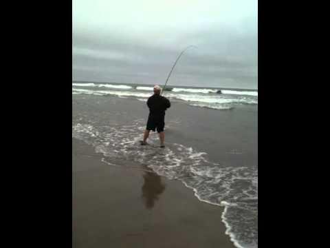 Fishing in Carlsbad, CA – Corbina 2010