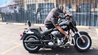 8. Pre-Owned 2010 Harley-Davidson Fat Boy Lo