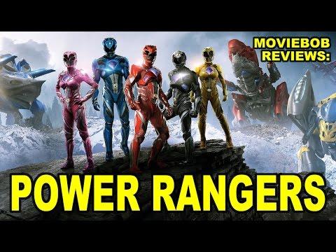 MovieBob Reviews: Power Rangers