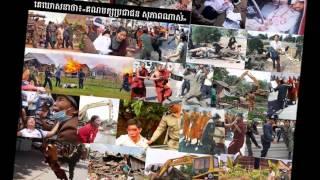 Khmer Music - Hun Sen is a real murder in Khmer's History!