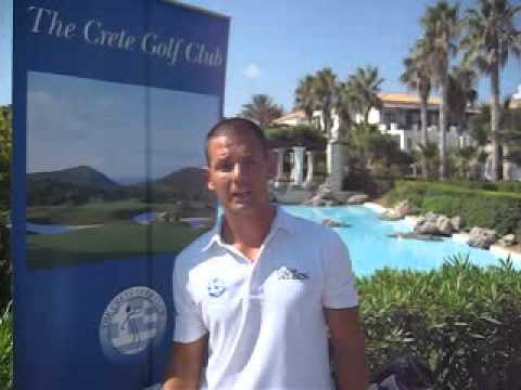 Aldemar Hotels Golf Academy in Crete.flv