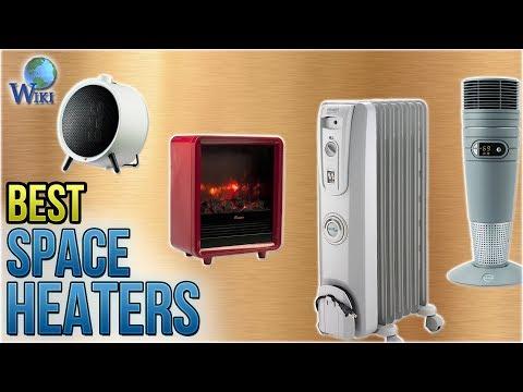 10 Best Space Heaters 2018